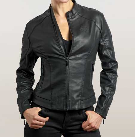 H-D Motorclothes Harley-Davidson Women's Wing Back Coated Jacket  - 98402-19VW