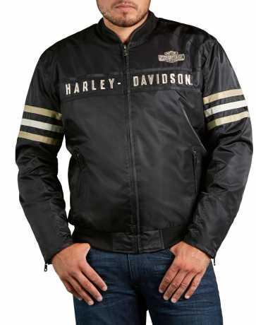 H-D Motorclothes Harley-Davidson Bomber Jacket Heritage Nylon  - 98552-15VM