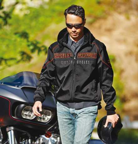 H-D Motorclothes Harley-Davidson Soft Shell Jacket Idyll Performance  - 98163-21VM