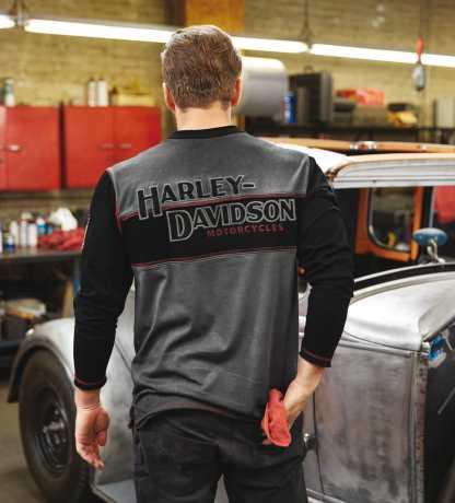 H-D Motorclothes Harley-Davidson Sweatshirt Iron Block  - 99007-17VM