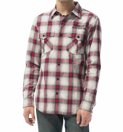 H-D Motorclothes Harley-Davidson Shirt Freedom Plaid  - 99010-20VM