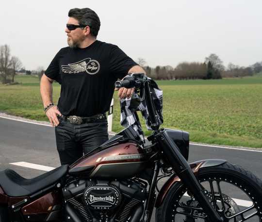 H-D Motorclothes Harley-Davidson T-Shirt Ride Free schwarz  - 99024-20VM