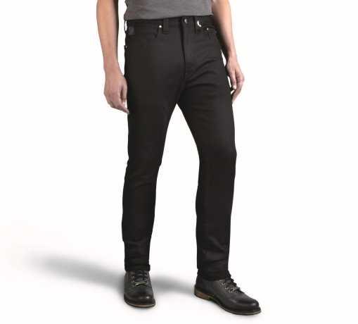 H-D Motorclothes Harley-Davidson Jeans Slim Fit Black Label, schwarz 34 | 34 - 99032-16VM/3434