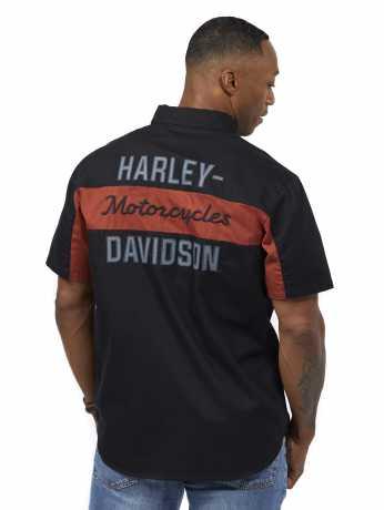 H-D Motorclothes Harley-Davidson Kurzarmhemd Copperblock  - 99070-21VM