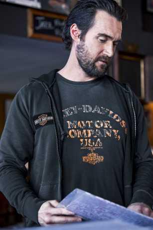H-D Motorclothes Harley-Davidson T-Shirt Layered Print 1903 2XL - 99093-18VM/022L