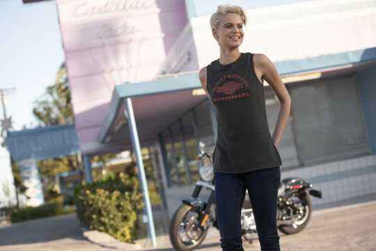 H-D Motorclothes Harley-Davidson Women´s Tank Top Classic Graphic black XS - 99262-19VW/002S