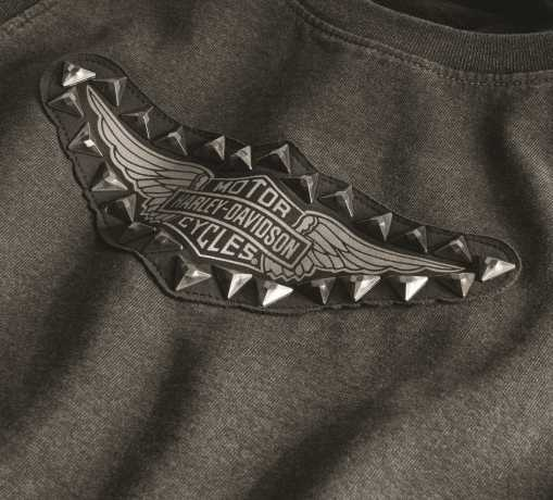 H-D Motorclothes Harley-Davidson Women's Tank Top Studded Wing M - 99277-19VW/000M