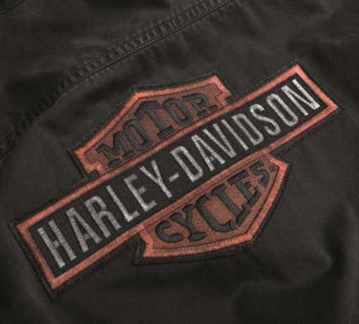 H-D Motorclothes Harley-Davidson Shirt Logo Patch black  - 99282-19VM