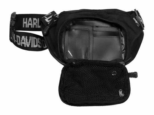 H-D Motorclothes Harley-Davidson Willie G. Belt Bag  - 99426