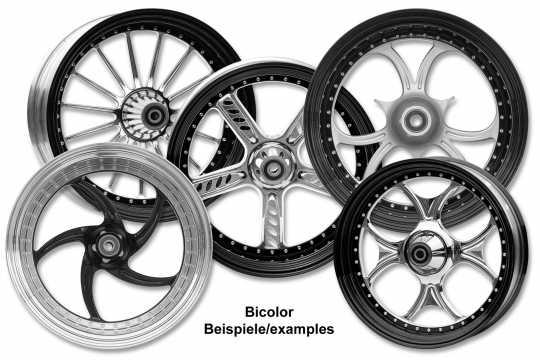 Thunderbike Thunderbike Vegas Drilled Wheel  - 82-70-130-010DFV