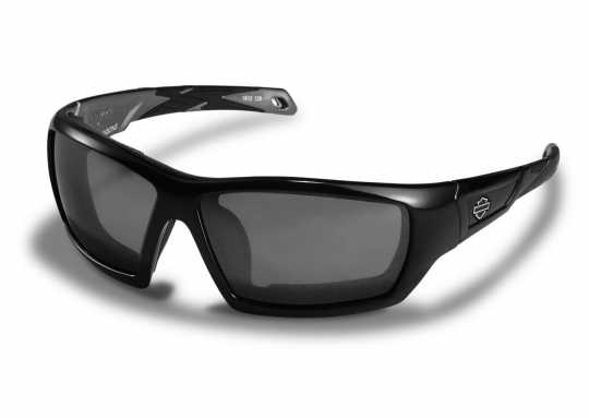 H-D Motorclothes Harley-Davidson Wiley X Sunglasses Backbone, smoke grey  - HDBAC01