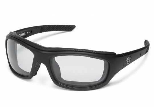 H-D Motorclothes Harley-Davidson Sunglasses Tunnel LA Grey  - HDTNL05