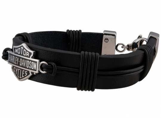 H-D Motorclothes Harley-Davidson Armband Nut & Coil Bar & Shield  - HSB0233V