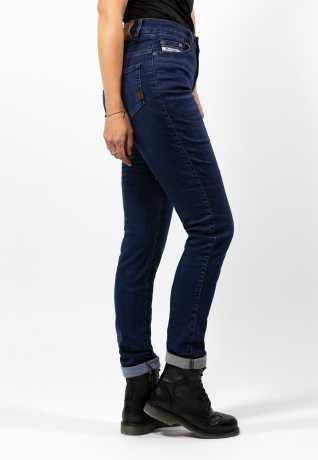 John Doe John Doe Betty High women´s Jeans XTM Dark Blue Used  - JDD4007