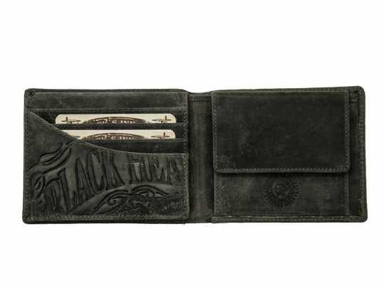 Jack's Inn 54 Jack's Inn 54 Black Bourbon Spade Wallet black  - LT54202-01