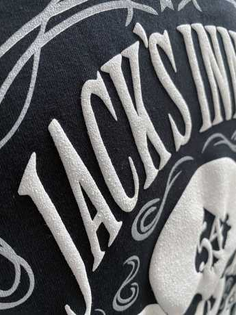 Jack's Inn 54 Jack's Inn 54 women´s T-Shirt Crew 2020 black  - LT70898S