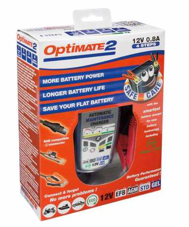Optimate Optimate 2 Batterieladegerät  - 46-99-021