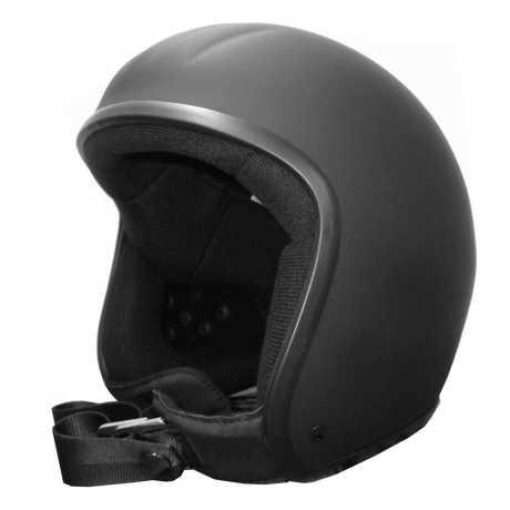 Gensler Skorpion Titan 2 Jet Helmet black matt  - 023111V
