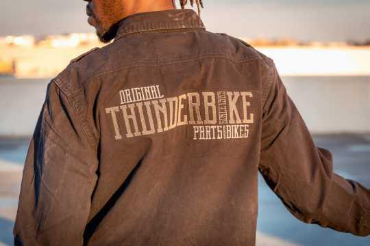 Thunderbike Clothing Thunderbike Hemd Vintage schwarz  - 19-32-1191V