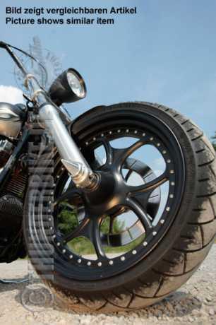 Thunderbike Bolt Cover Stub ø34.3, T=32mm Breakout hinten | poliert - 22-99-490