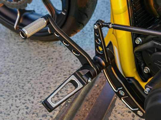 Thunderbike Fußrastenanlage V-Tech  - 31-74-020