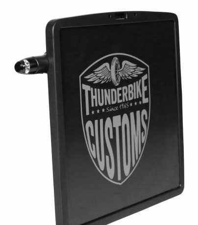 Thunderbike Turn Signal Bracket Inside Plate  - 41-99-910V