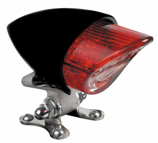 Thunderbike Rücklicht Bullet Alu poliert - 43-99-450
