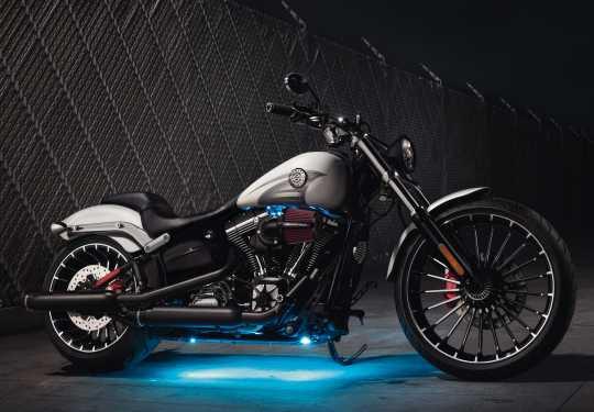 """Harley-Davidson Reduced Reach Einzelsitz 14,5""""  - 52000099"""