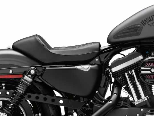 "Harley-Davidson Café Solo Sitz 9.6""  - 52000260"