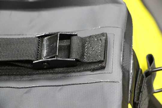 Nelson-Rigg Nelson-Rigg Dry Saddlebags yellow/black  - 558270