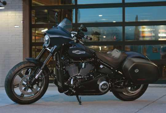 Harley-Davidson Lenkergriffe Edge Cut  - 57457-10