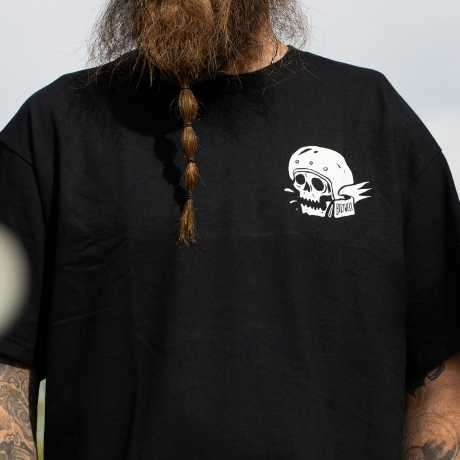 Biltwell Biltwell Cabron T-Shirt schwarz XXL - 576050