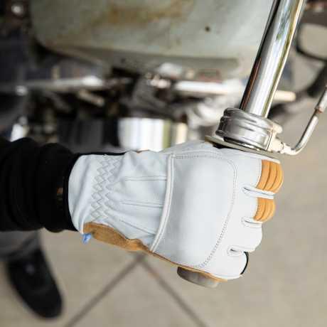 Biltwell Biltwell Belden Gloves Cement  - 581272V