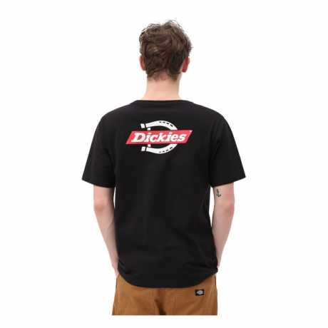 Dickies Dickies Ruston T-Shirt Black  - 593814V