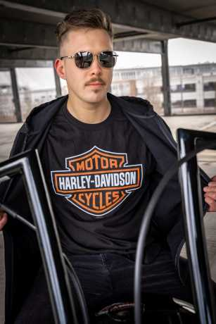 H-D Motorclothes Harley-Davidson T-Shirt Significant Bar & Shield XXL - 5L33-8842-XXL