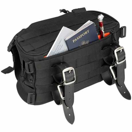 Biltwell Biltwell EXFIL-7 Tasche, schwarz  - 942980