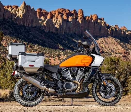 Harley-Davidson Screamin' Eagle Street Cannon Endschalldämpfer  - 65600389