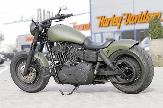 Thunderbike Thunderbike Custom Alu-Tank (15 Liter, stretched)  - 73-75-010