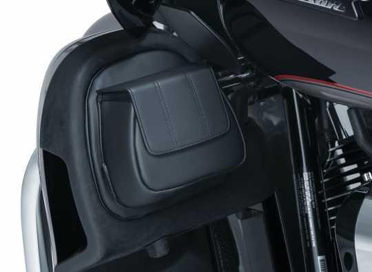 Küryakyn Küryakyn Fairing Lower Door Pockets, Black  - 77-5208
