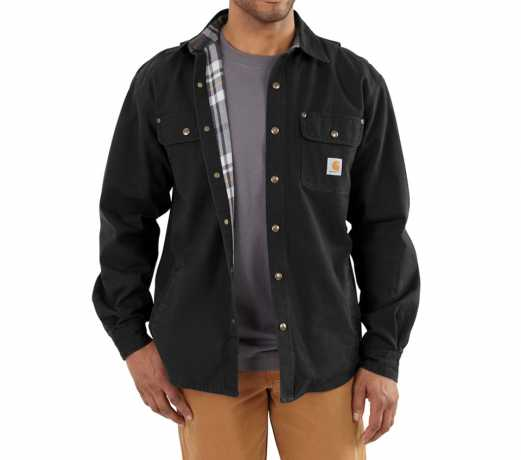 Carhartt Carhartt Weathered Canvas Hemdjacke XL - 88-8924