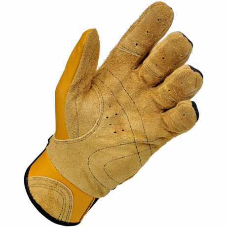 Biltwell Biltwell Bantam Gloves, tan / black  - 956961V