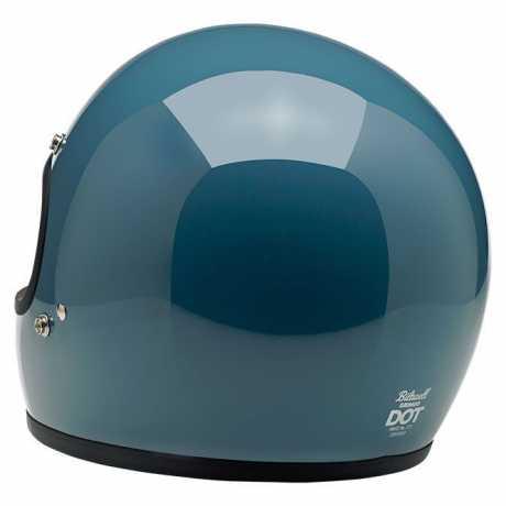 Biltwell Biltwell Gringo Gloss Baja Blue DOT  - 89-2294V