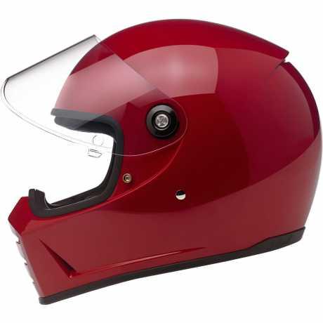 Biltwell Biltwell Lane Splitter ECE, gloss blood red XL - 956496