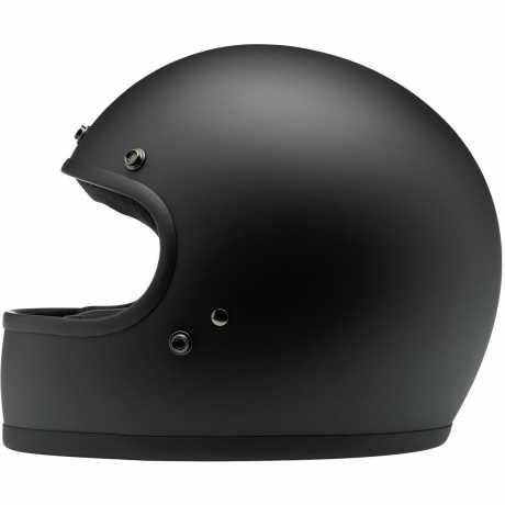 Biltwell Biltwell Gringo Helm ECE schwarz matt L - 569553