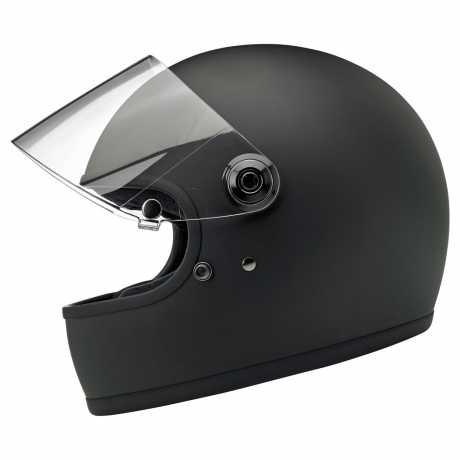Biltwell Biltwell Gringo S Helm ECE schwarz matt  - 569610V