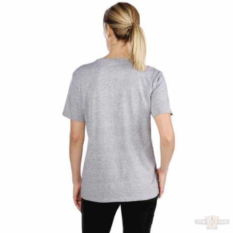 Carhartt Carhartt Women T-Shirt Workwear Logo Heather Grey  - 91-4926V