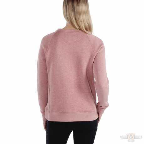 Carhartt Carhartt Damen Sweatshirt Clarksburg Burlwood Heather  - 91-5006V