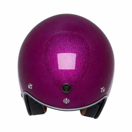 Torc Helmets Torc T-50 3/4 Open Face Helmet Bubblegum Mega Flake M - 91-6099
