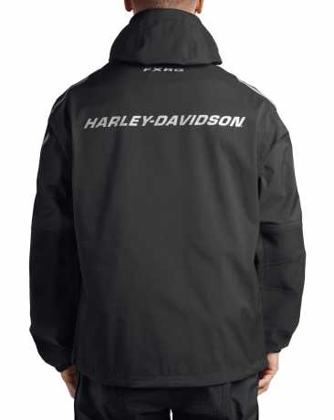 H-D Motorclothes Harley-Davidson Men's FXRG Rain Jacket XL - 98102-19VM/002L