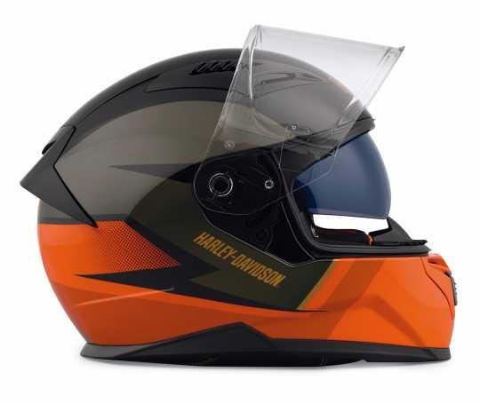 H-D Motorclothes Harley-Davidson Integralhelm M05 Killian orange ECE XL - 98114-20EX/002L